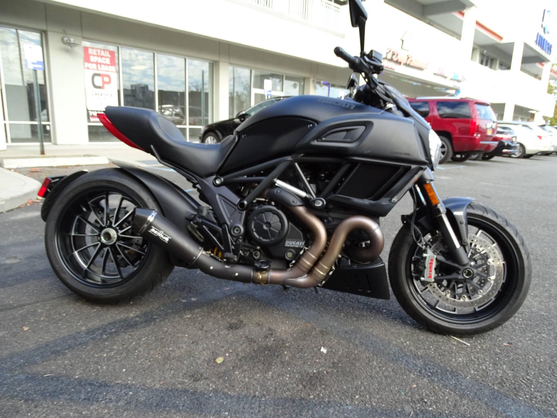 Ducati Diavel For Sale Ny