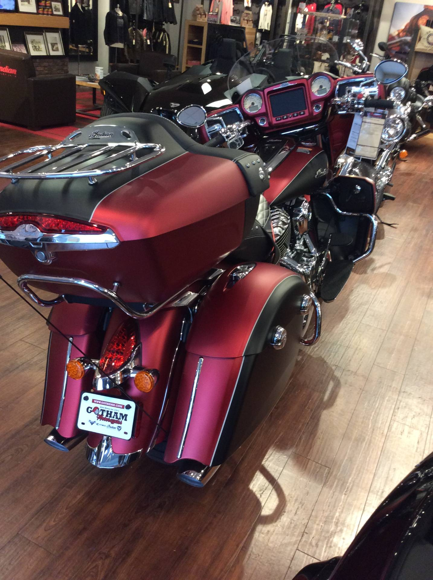 2017 Indian Roadmaster® Icon Series in Staten Island, New York