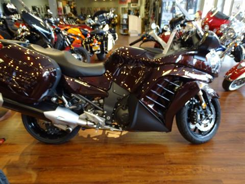 2014 Kawasaki Concour 1400 in Staten Island, New York