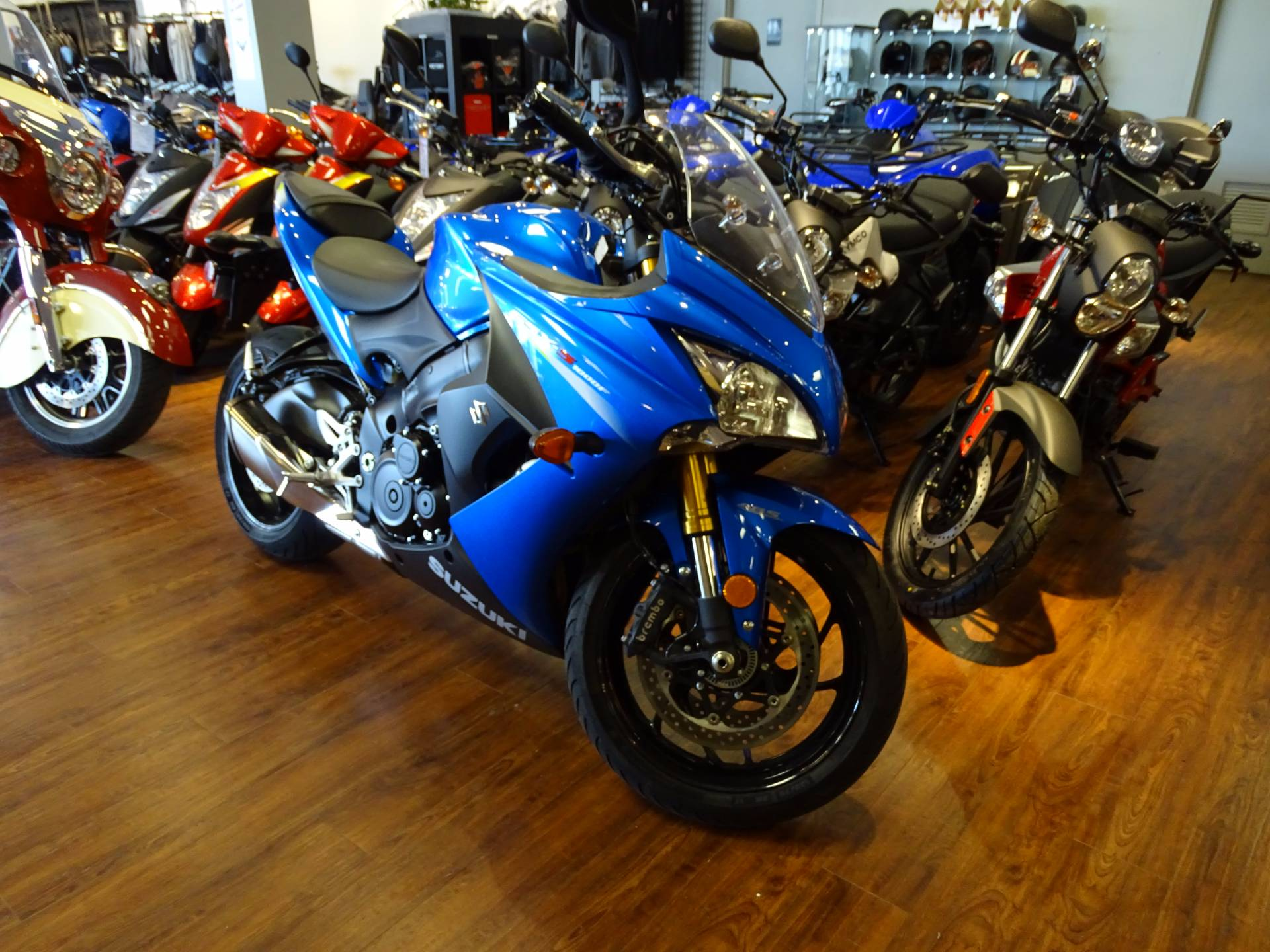 2016 Suzuki GSX-S 1000 in Staten Island, New York
