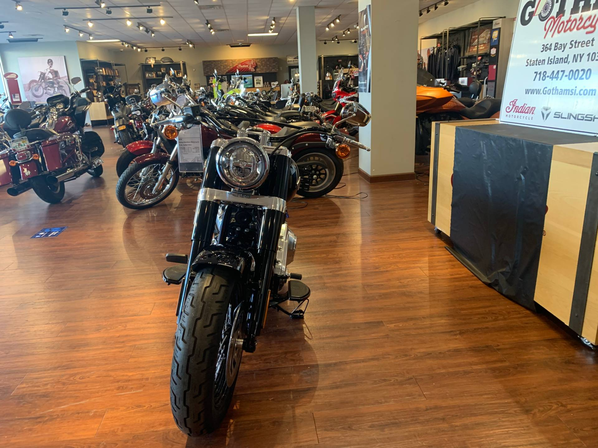 2019 Harley-Davidson Softail Slim® in Staten Island, New York - Photo 2