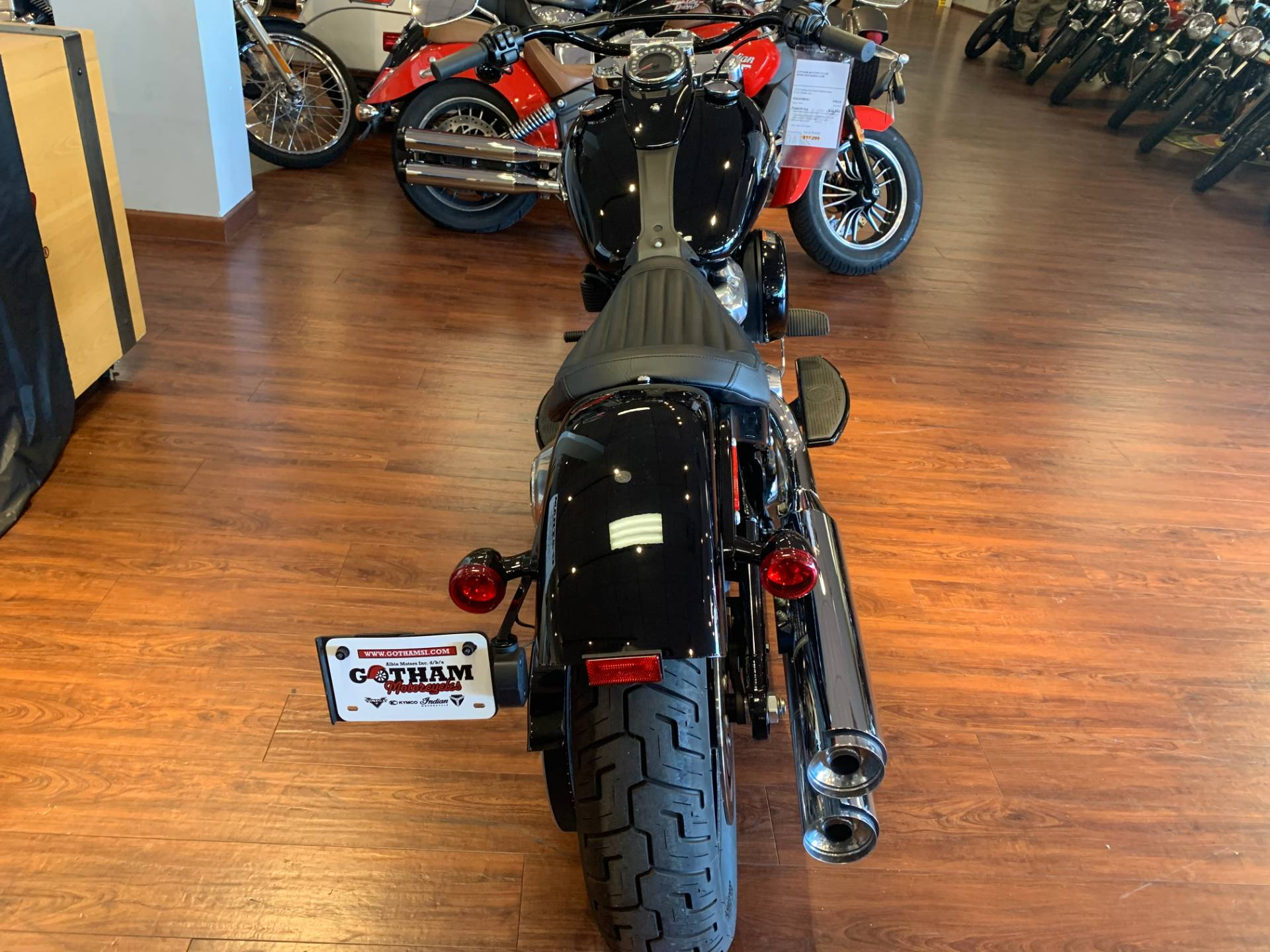 2019 Harley-Davidson Softail Slim® in Staten Island, New York - Photo 3