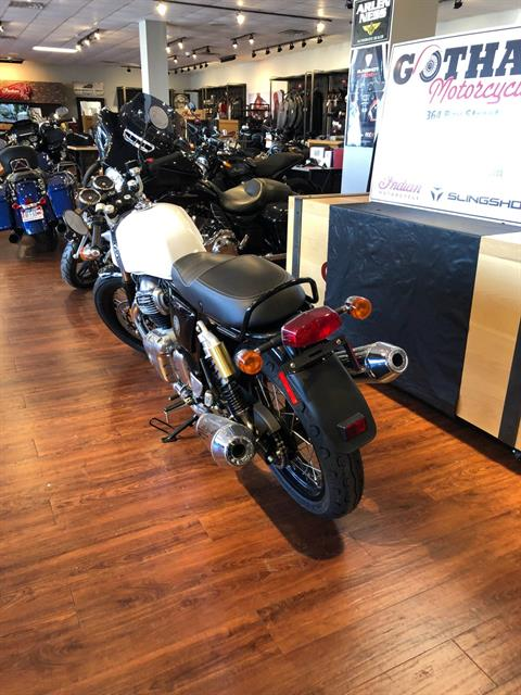 2019 Royal Enfield Continental GT 650 in Staten Island, New York - Photo 4