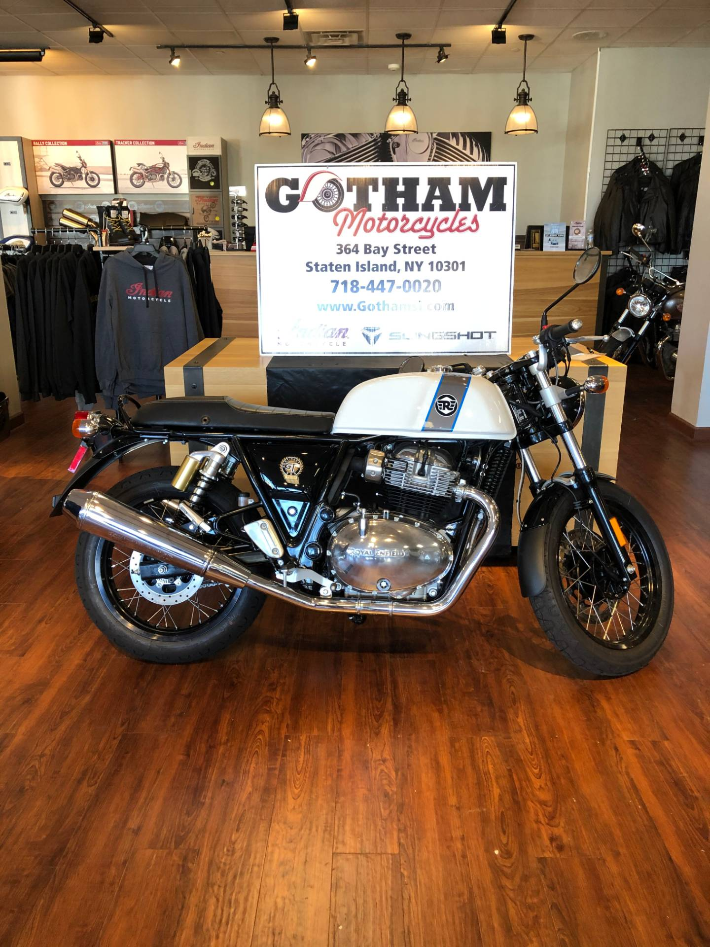 2019 Royal Enfield Continental GT 650 in Staten Island, New York - Photo 1