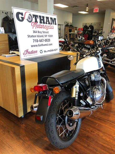 2019 Royal Enfield Continental GT 650 in Staten Island, New York - Photo 5