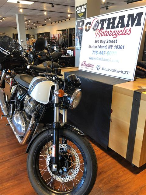 2019 Royal Enfield Continental GT 650 in Staten Island, New York - Photo 6