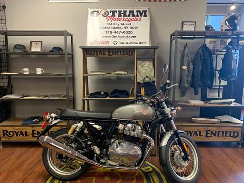 2021 Royal Enfield INT 650 in Staten Island, New York - Photo 1