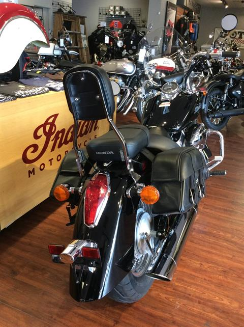 2007 Honda Shadow Aero® in Staten Island, New York - Photo 5