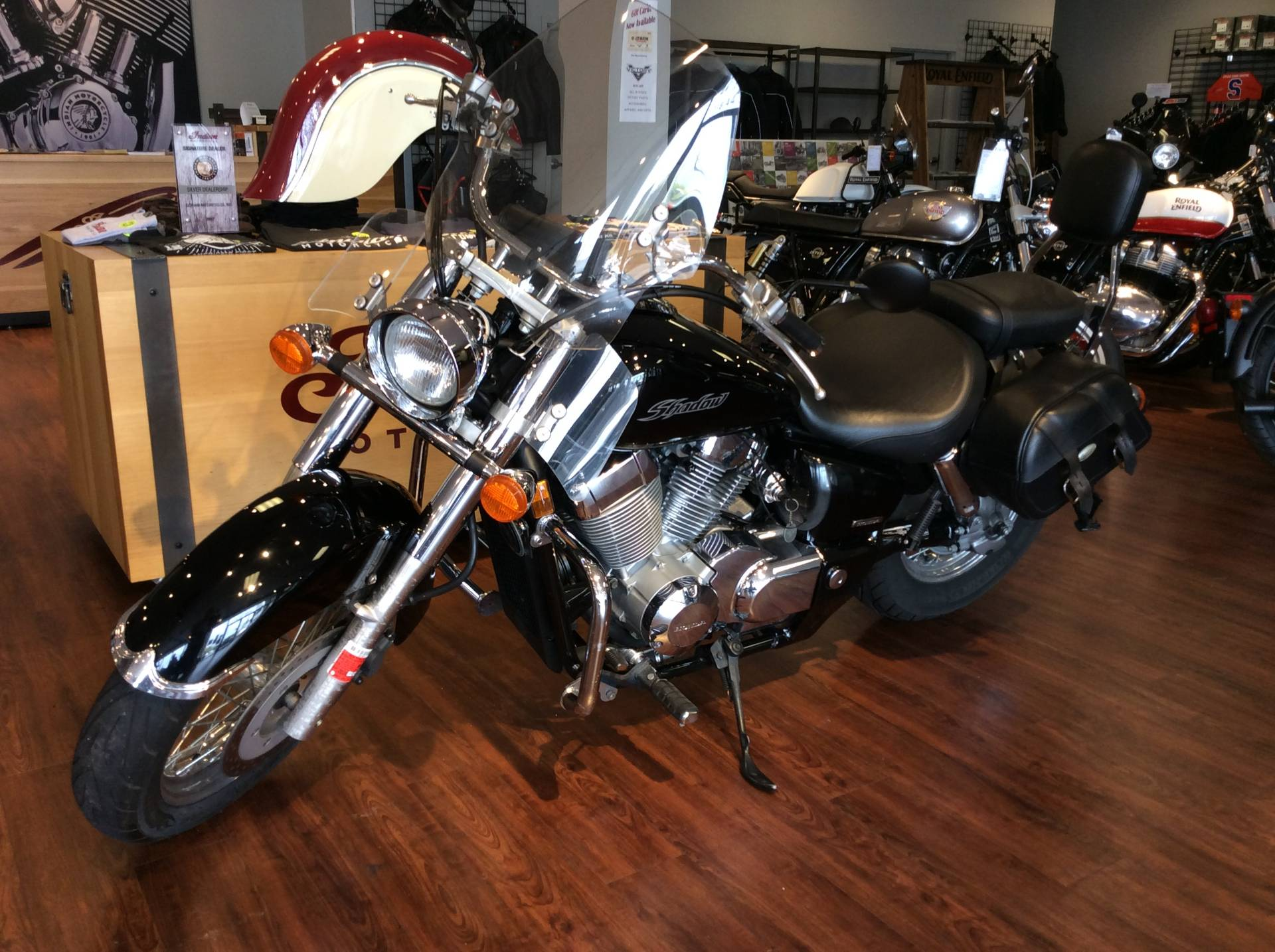 2007 Honda Shadow Aero® in Staten Island, New York - Photo 7