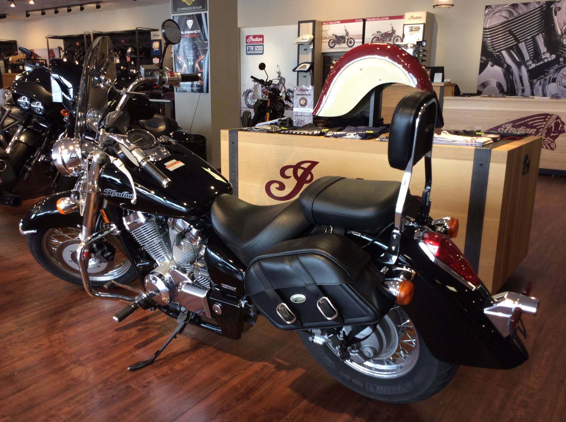 2007 Honda Shadow Aero® in Staten Island, New York - Photo 8