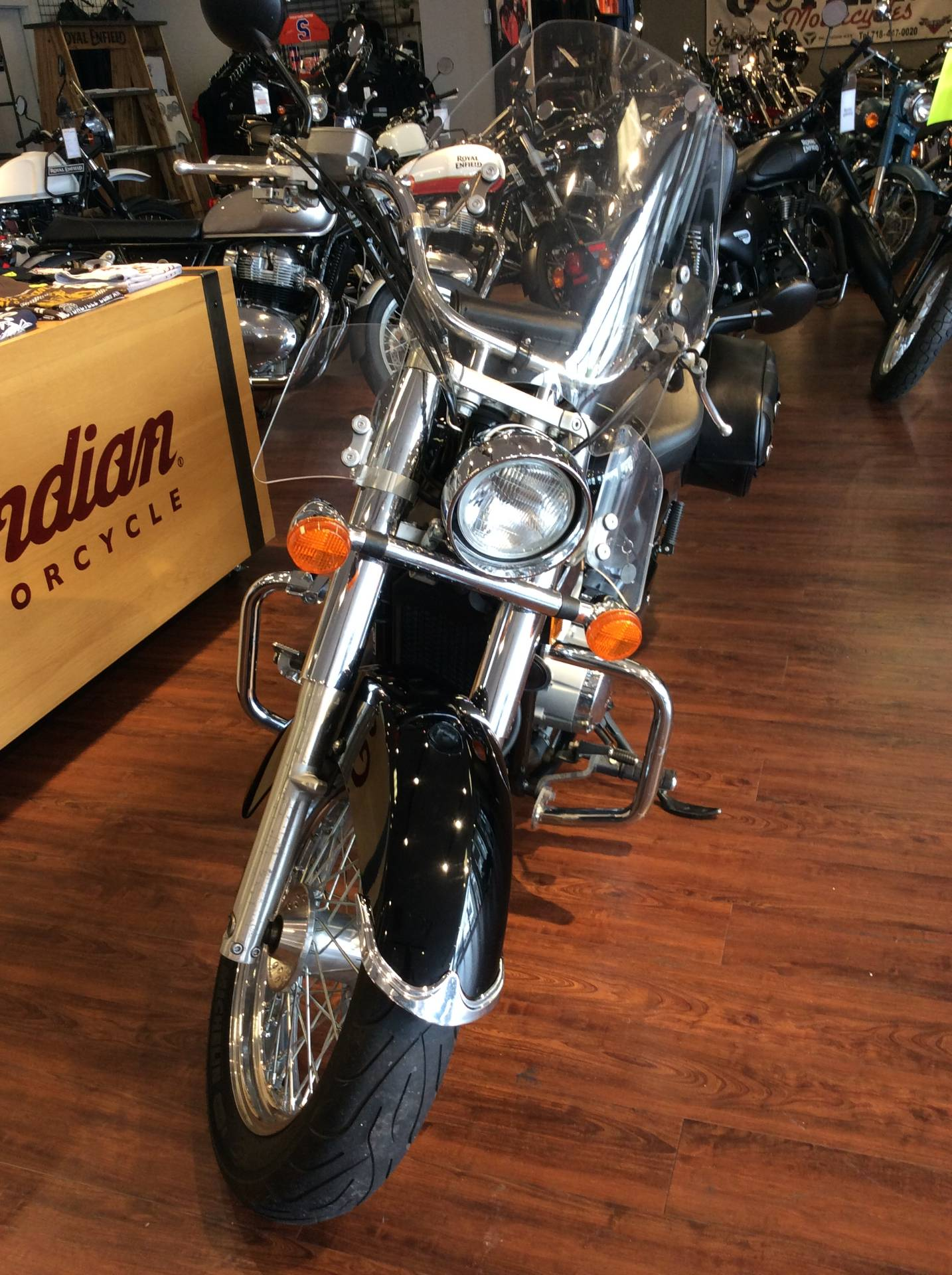 2007 Honda Shadow Aero® in Staten Island, New York - Photo 9