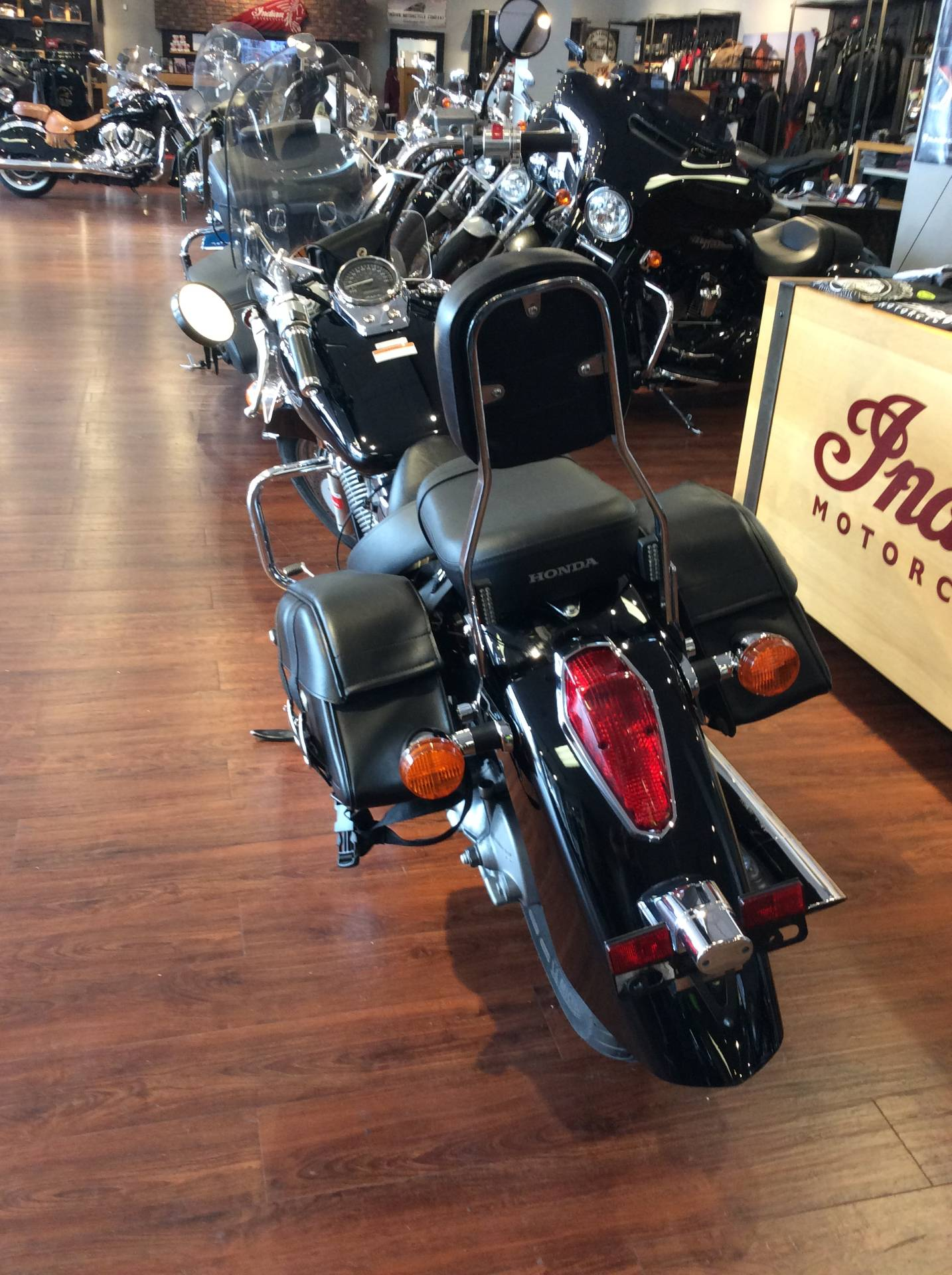 2007 Honda Shadow Aero® in Staten Island, New York - Photo 10