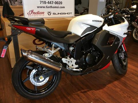 2015 Hyosung GT250R in Staten Island, New York - Photo 4