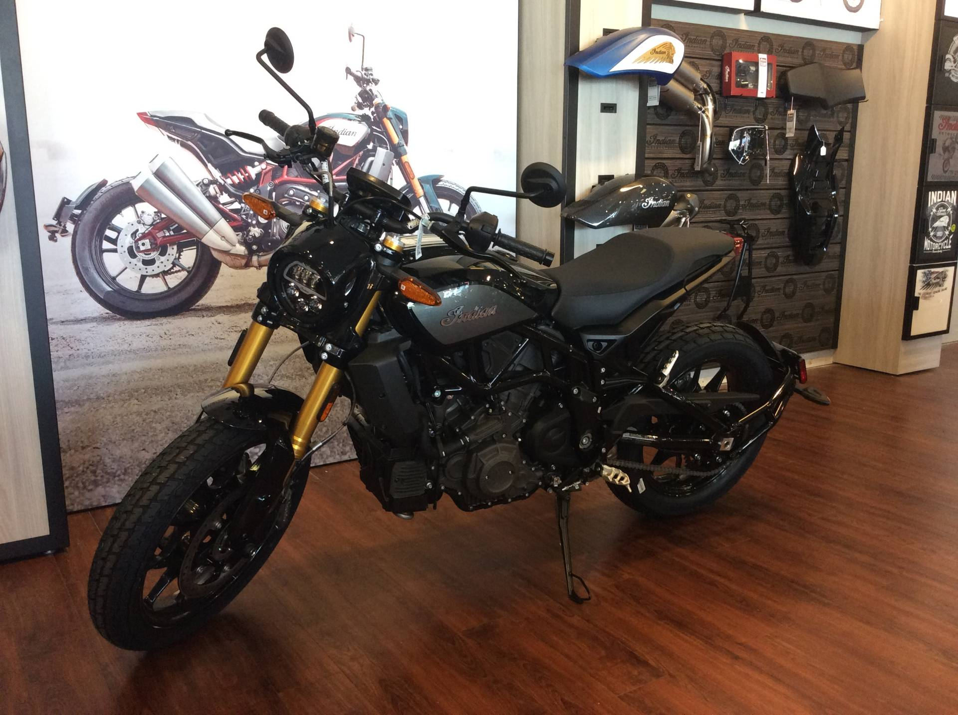 2019 Indian FTR™ 1200 S in Staten Island, New York - Photo 7