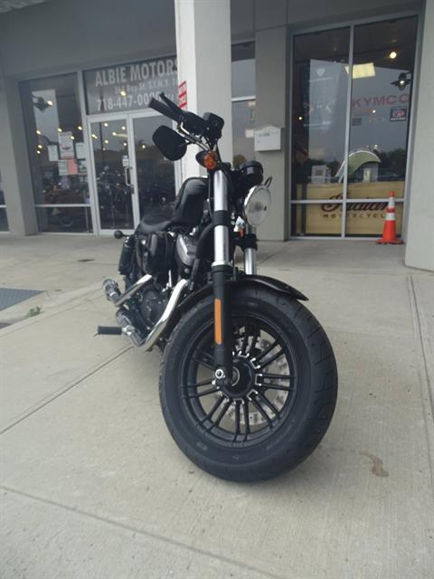 2016 Harley-Davidson 48 XL1200X in Staten Island, New York