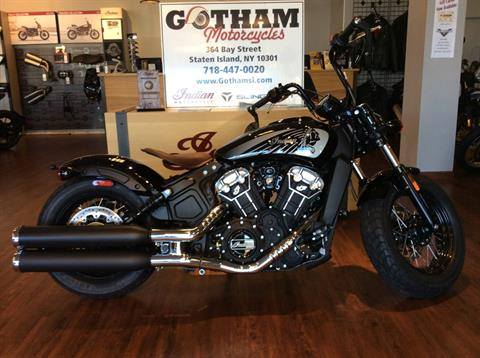 2020 Indian Scout® Bobber Twenty ABS in Staten Island, New York - Photo 1