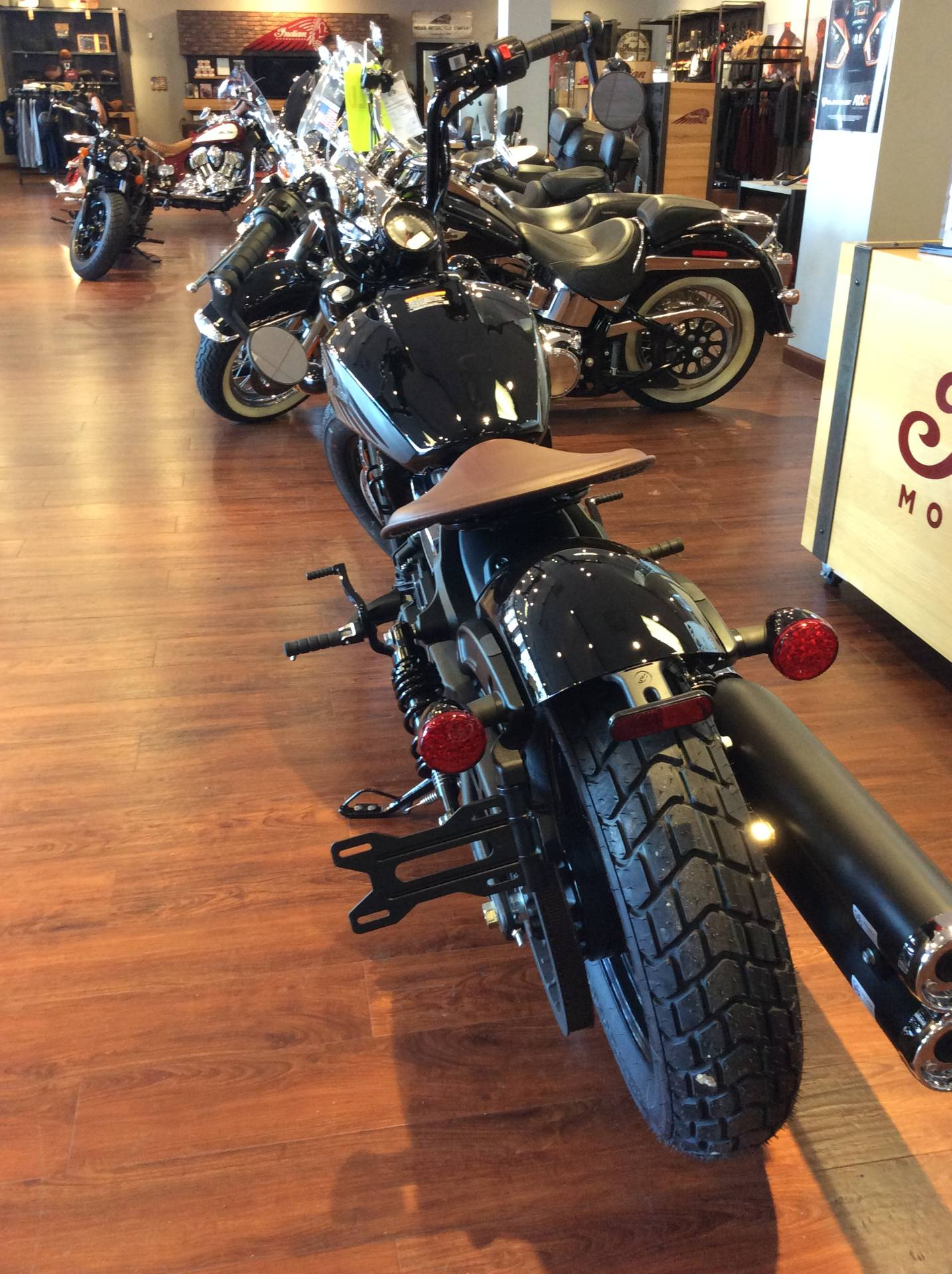 2020 Indian Scout® Bobber Twenty ABS in Staten Island, New York - Photo 10