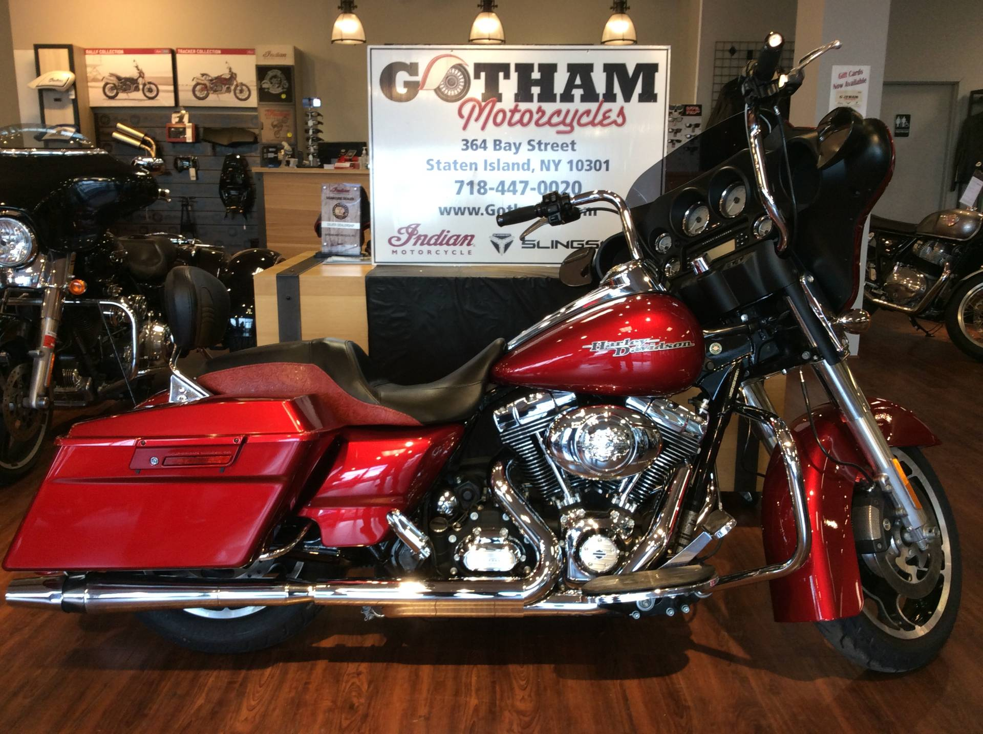 2012 Harley-Davidson Street Glide® in Staten Island, New York - Photo 1