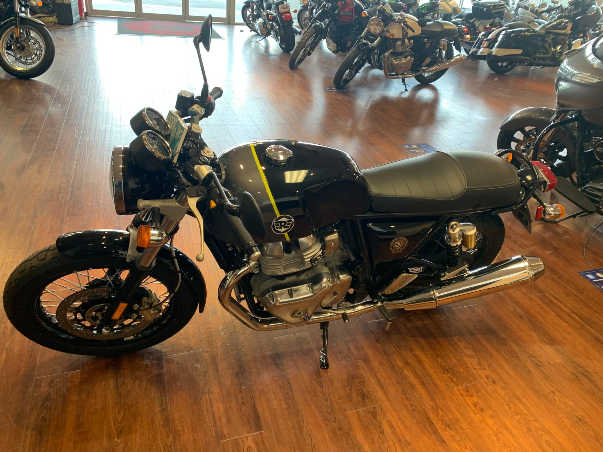 2021 Royal Enfield GT 650 in Staten Island, New York - Photo 3