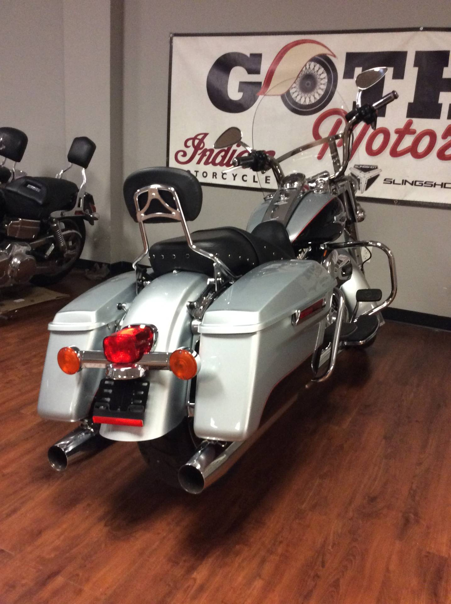 2015 Harley-Davidson Road King® in Staten Island, New York on