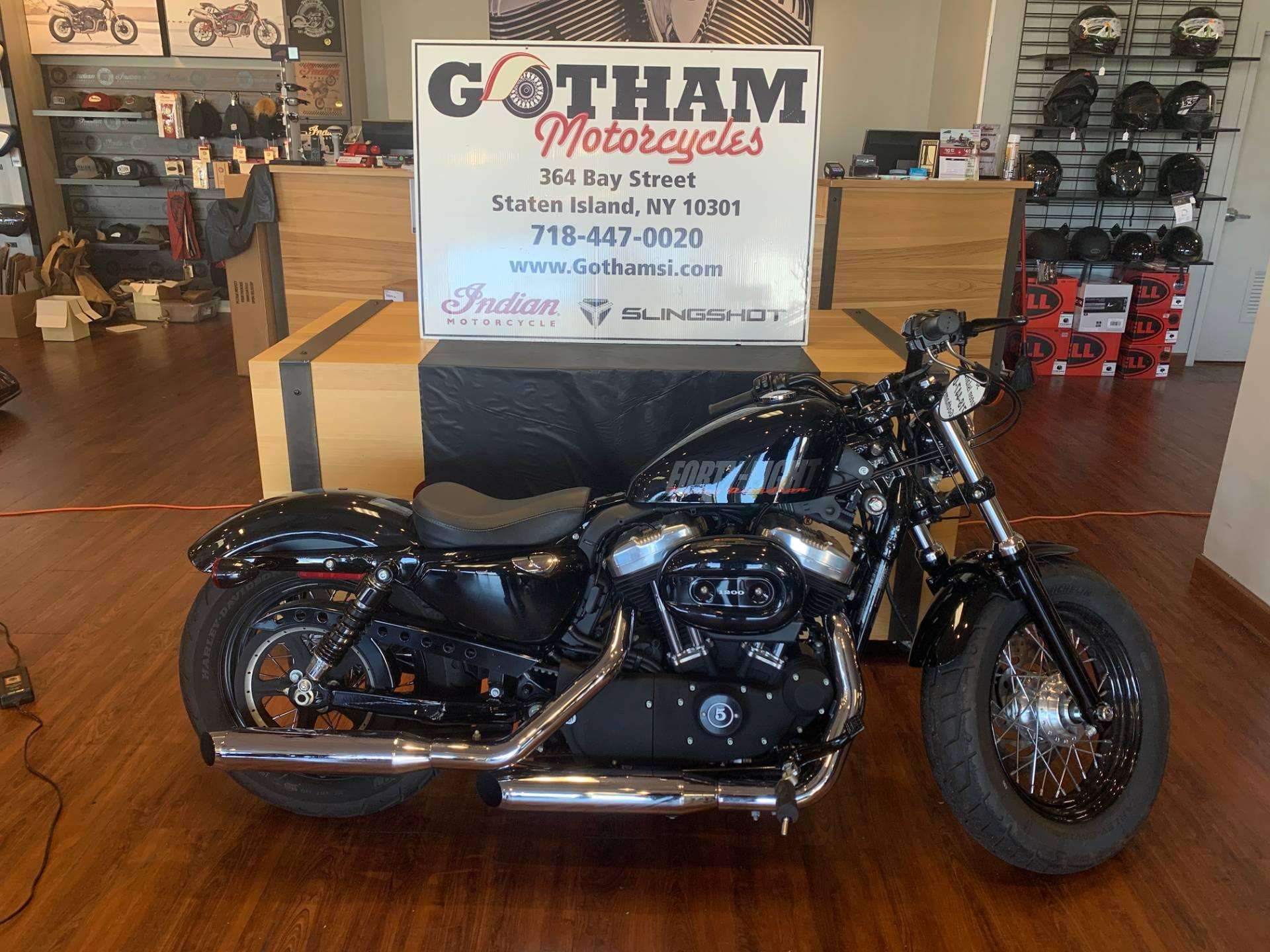 2013 Harley Davidson Sportster Forty Eight Motorcycles Staten Island New York 400460