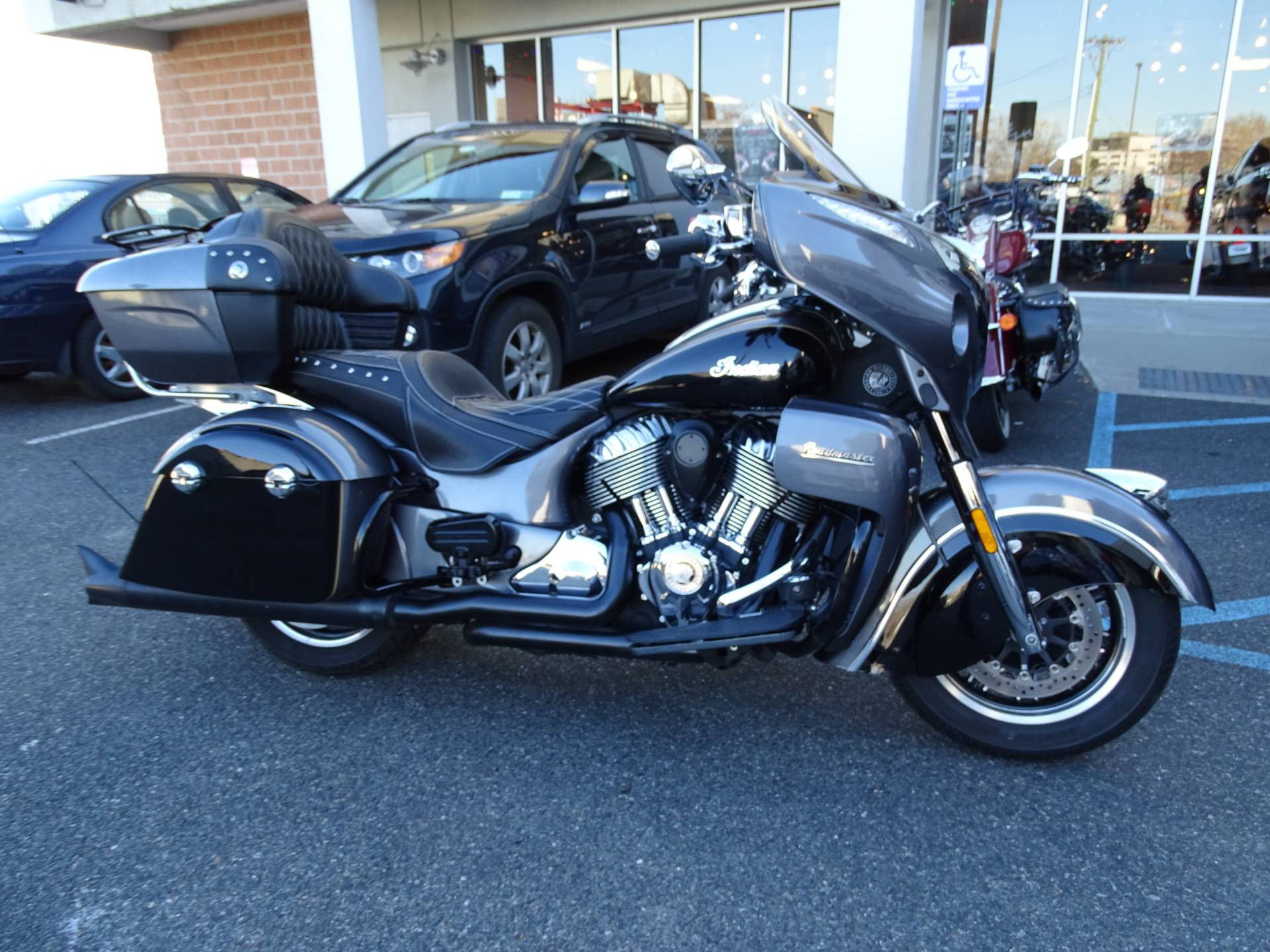 2017 Indian Roadmaster in Staten Island, New York