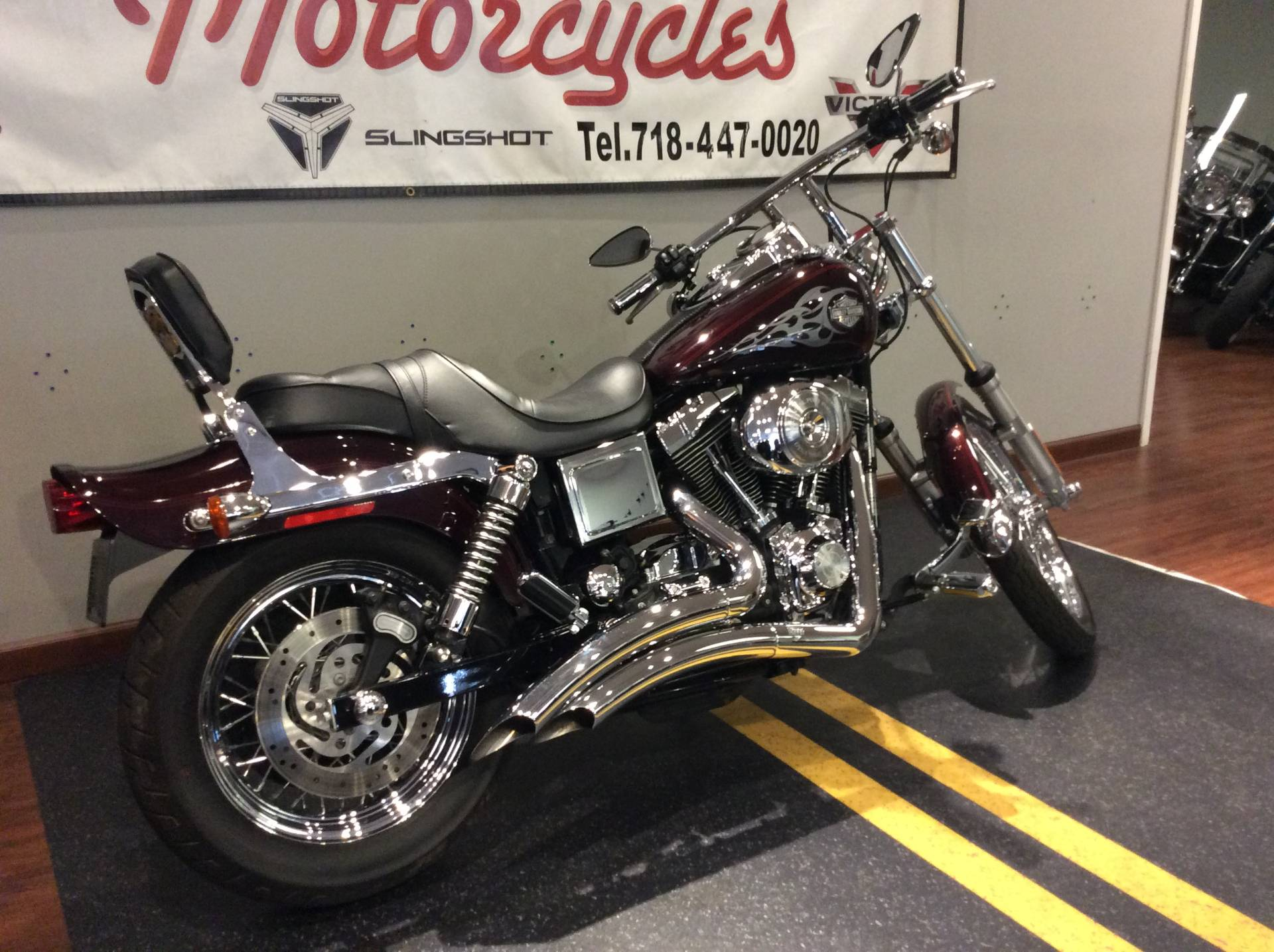 2005 Harley-Davidson FXDWG/FXDWGI Dyna Wide Glide® in Staten Island, New York - Photo 3