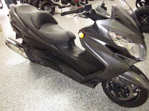 2012 Suzuki Burgman™ 400 ABS in Beloit, Wisconsin