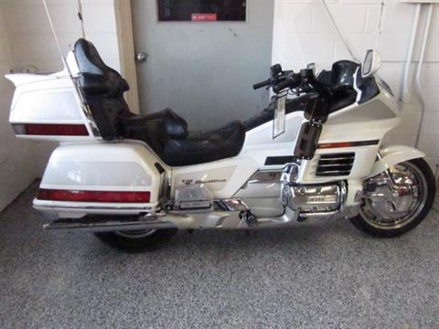 1999 Honda Gold Wing SE in Beloit, Wisconsin