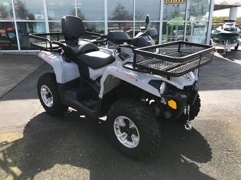 2015 Can-Am Outlander™ L MAX DPS™ 500 in Eugene, Oregon