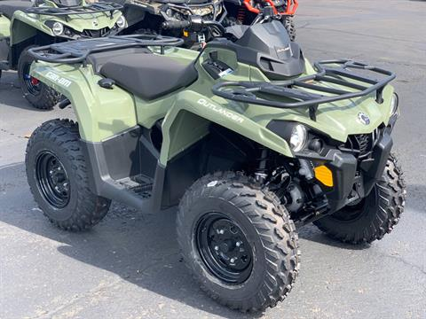 2019 Can-Am Outlander 450 in Eugene, Oregon - Photo 1