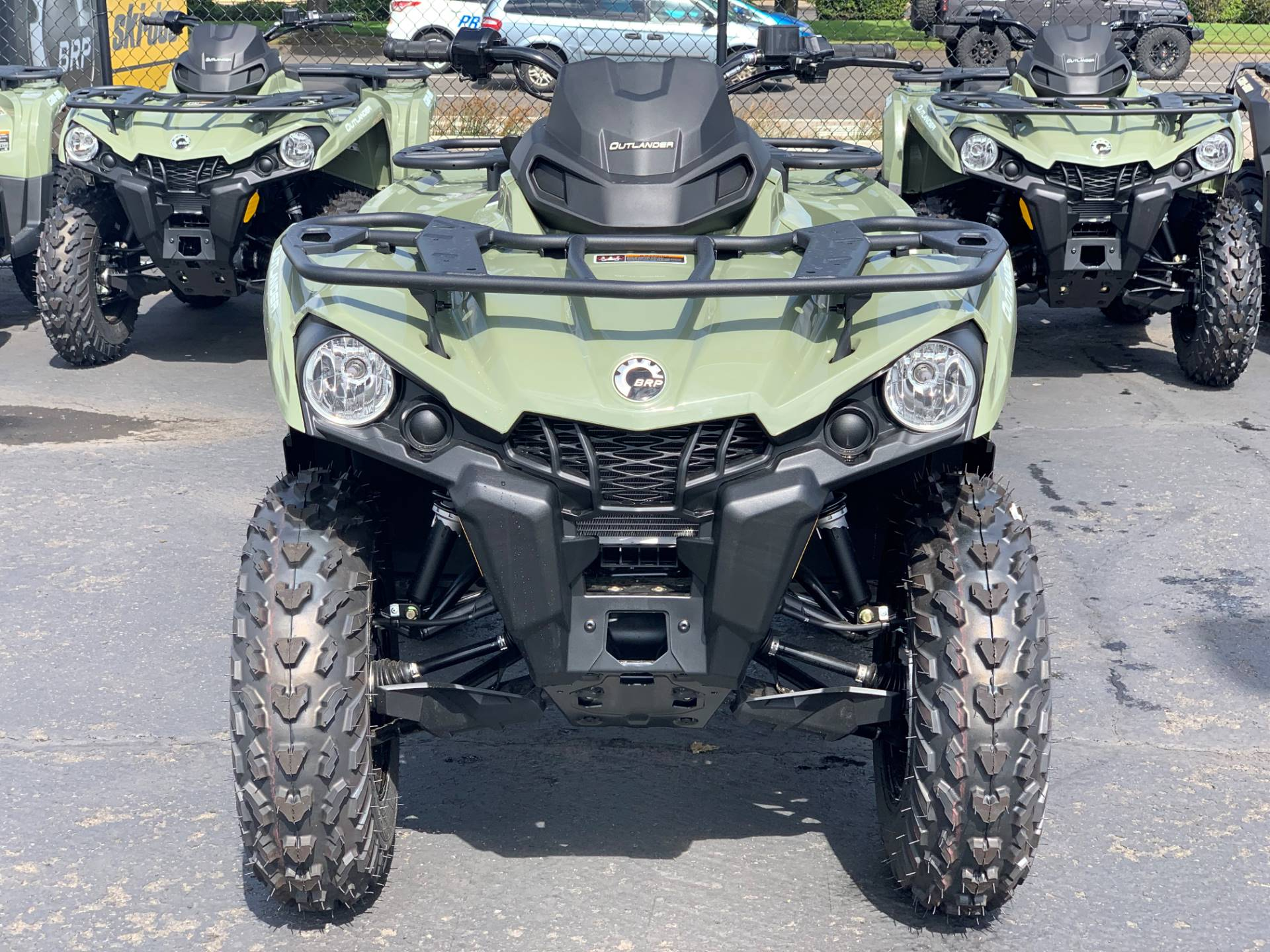 2019 Can-Am Outlander 450 in Eugene, Oregon - Photo 2