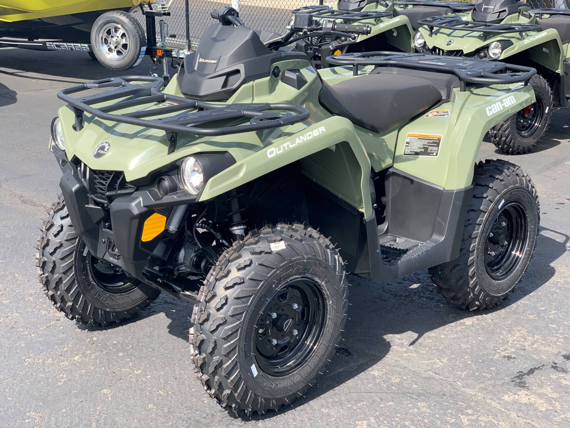 2019 Can-Am Outlander 450 in Eugene, Oregon - Photo 3