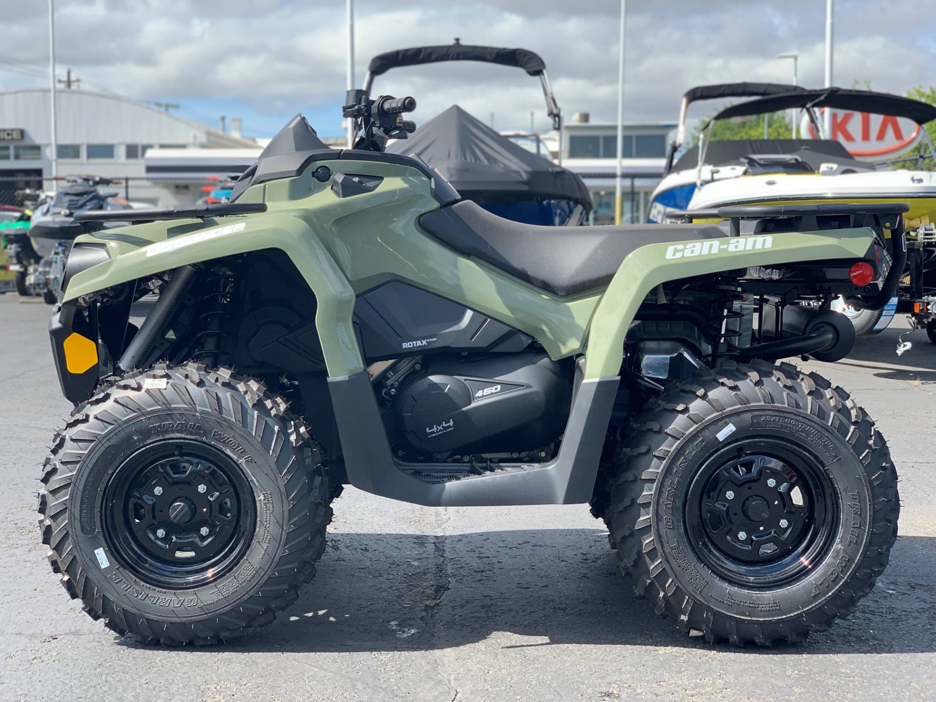 2019 Can-Am Outlander 450 in Eugene, Oregon - Photo 4