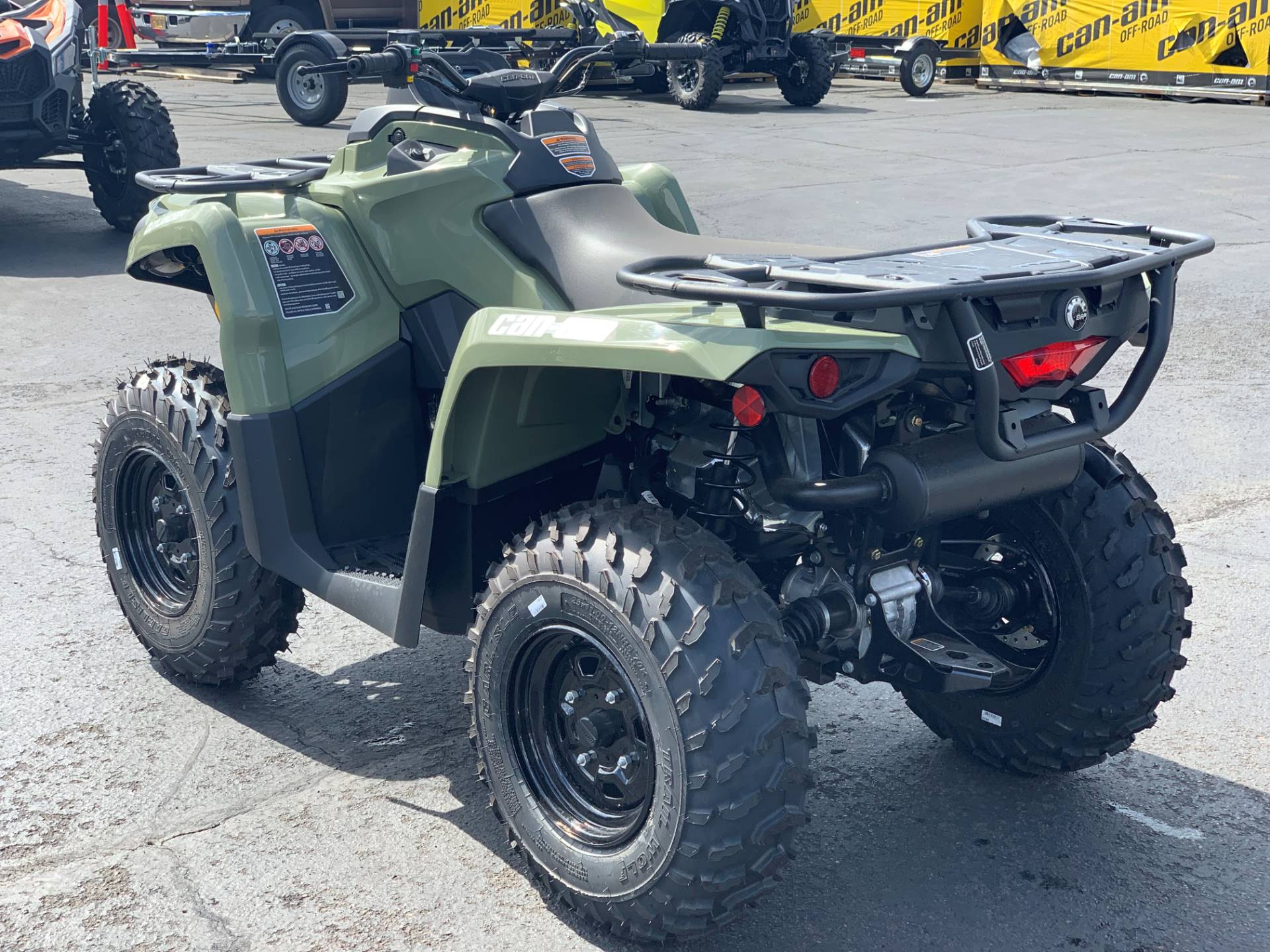 2019 Can-Am Outlander 450 in Eugene, Oregon - Photo 5