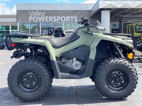 2019 Can-Am Outlander 450 in Eugene, Oregon - Photo 8