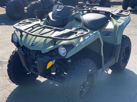 2019 Can-Am Outlander 570 in Eugene, Oregon - Photo 3