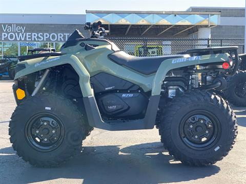 2019 Can-Am Outlander 570 in Eugene, Oregon - Photo 4