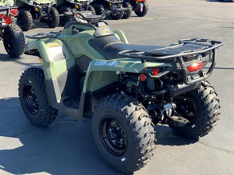 2019 Can-Am Outlander 570 in Eugene, Oregon - Photo 5