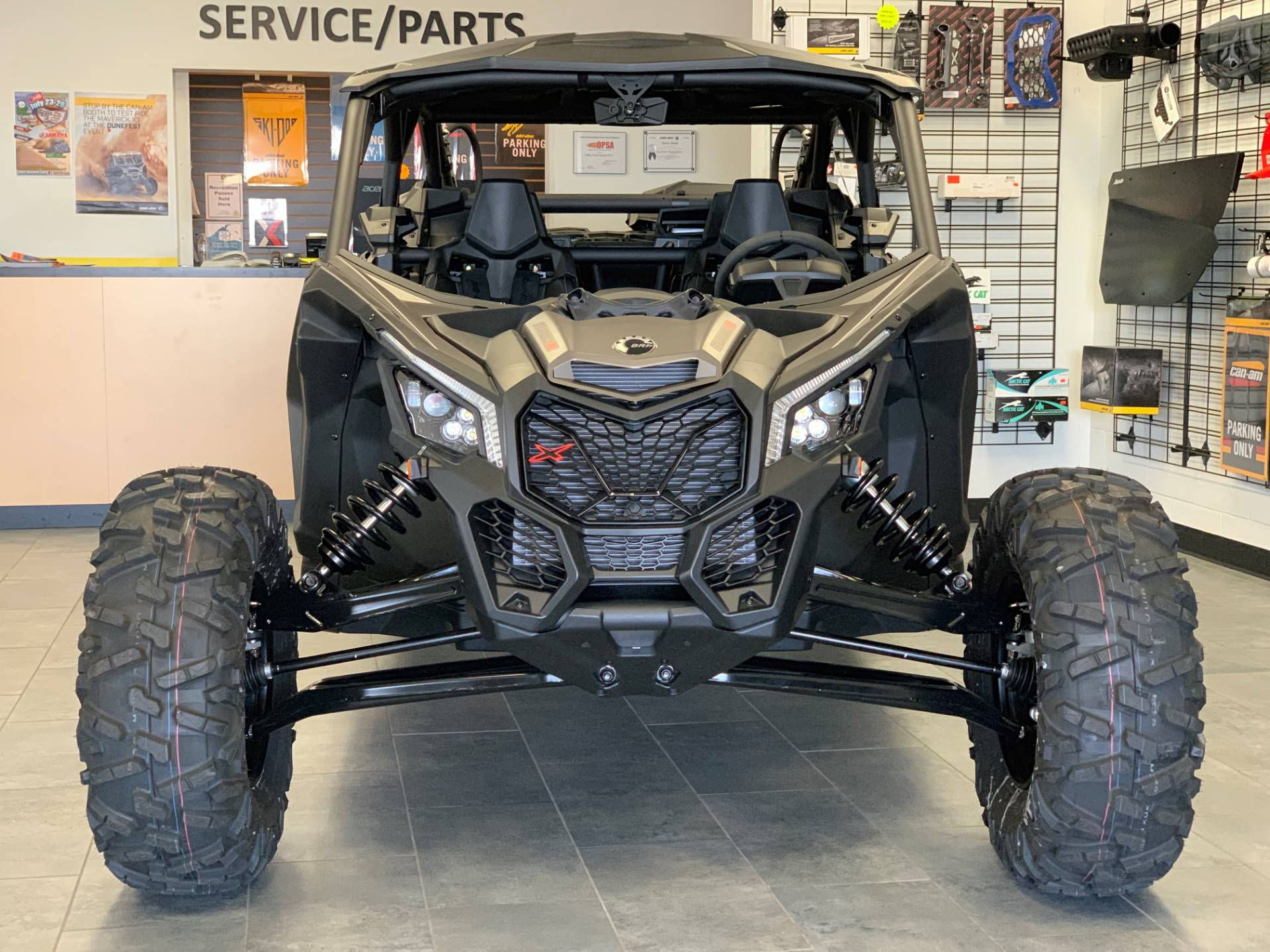 2019 Can-Am� Maverick X3 Max X rs Turbo R 2