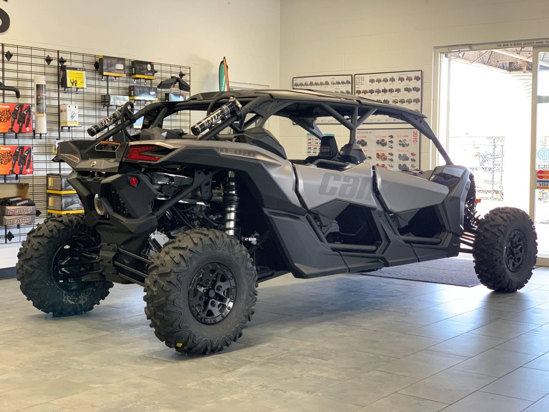 2019 Can-Am� Maverick X3 Max X rs Turbo R 4