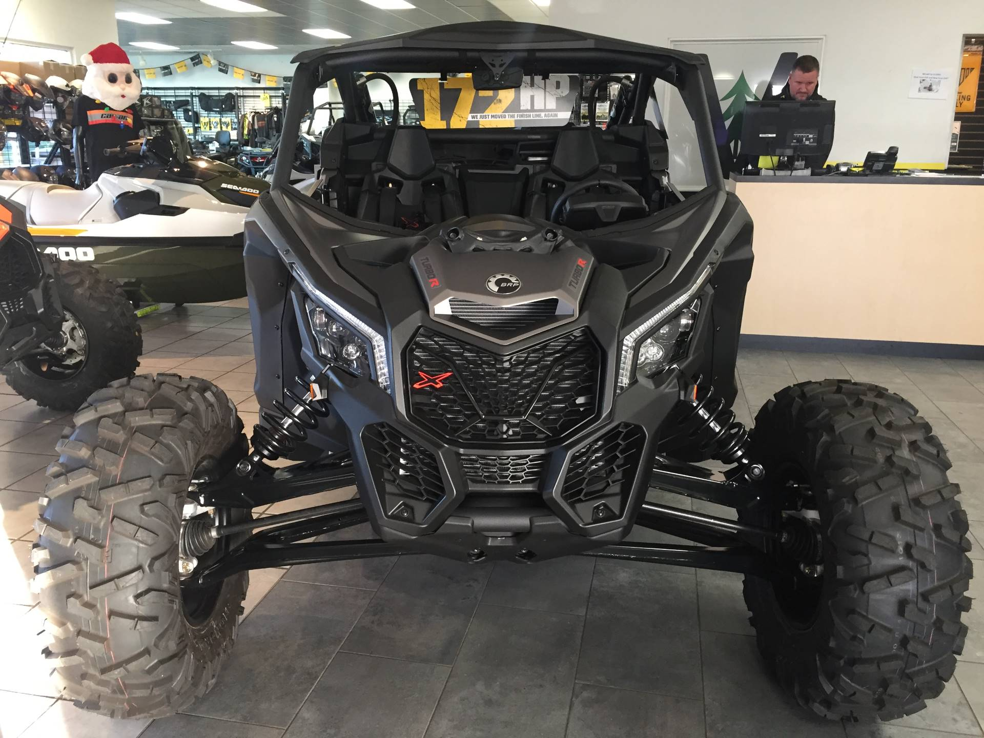 2019 Can-Am Maverick X3 X rs Turbo R in Eugene, Oregon