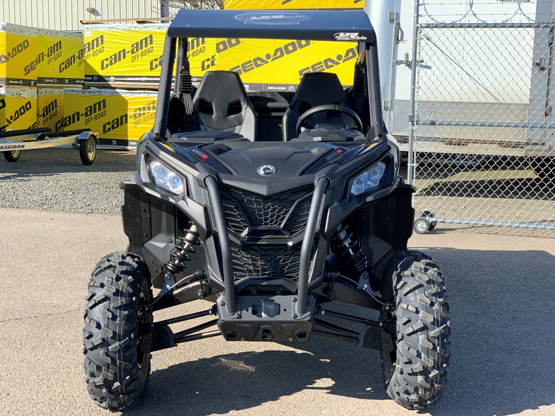 2020 Can-Am Maverick Sport DPS 1000R in Eugene, Oregon - Photo 2