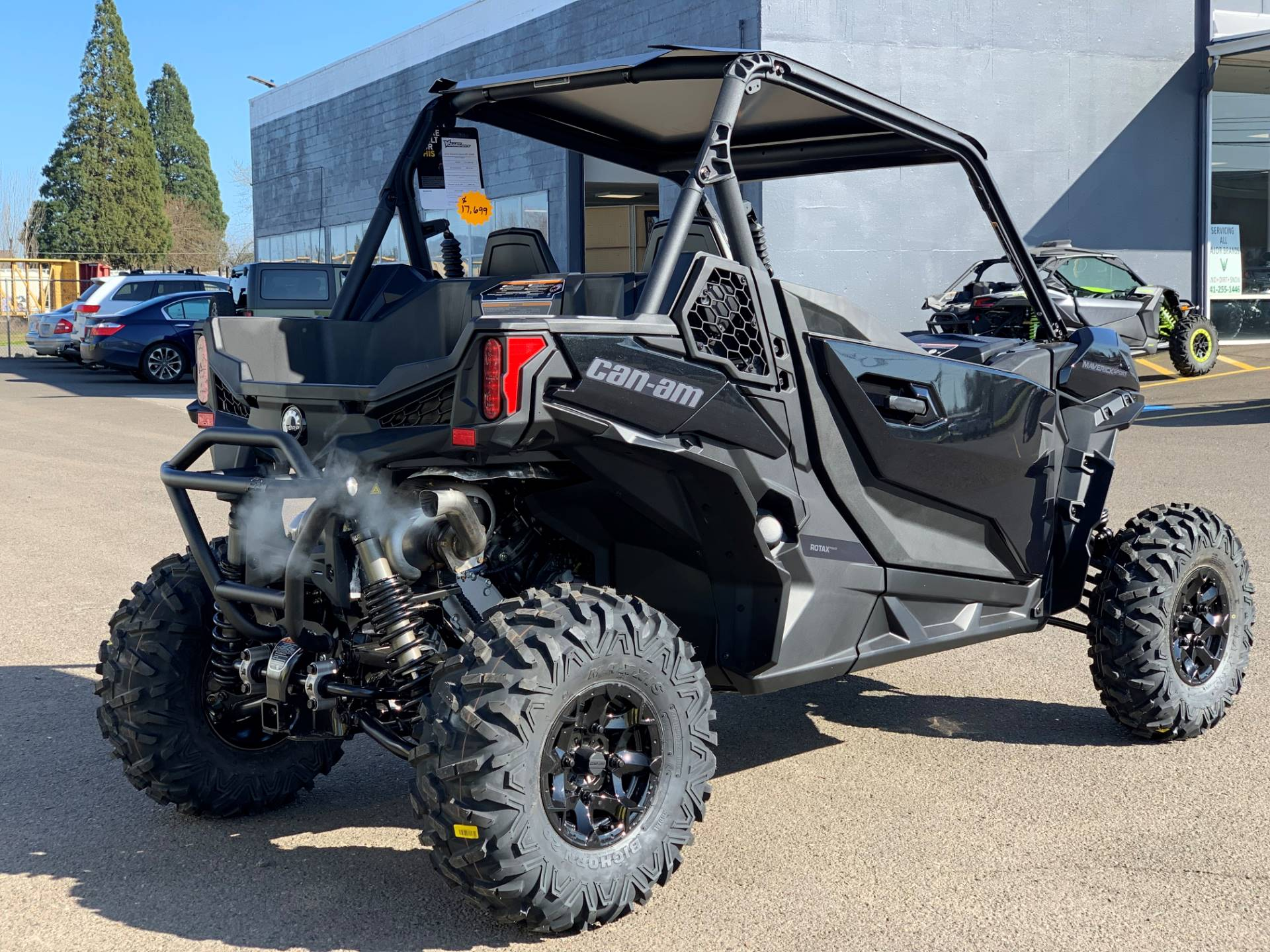 2020 Can-Am Maverick Sport DPS 1000R in Eugene, Oregon - Photo 6
