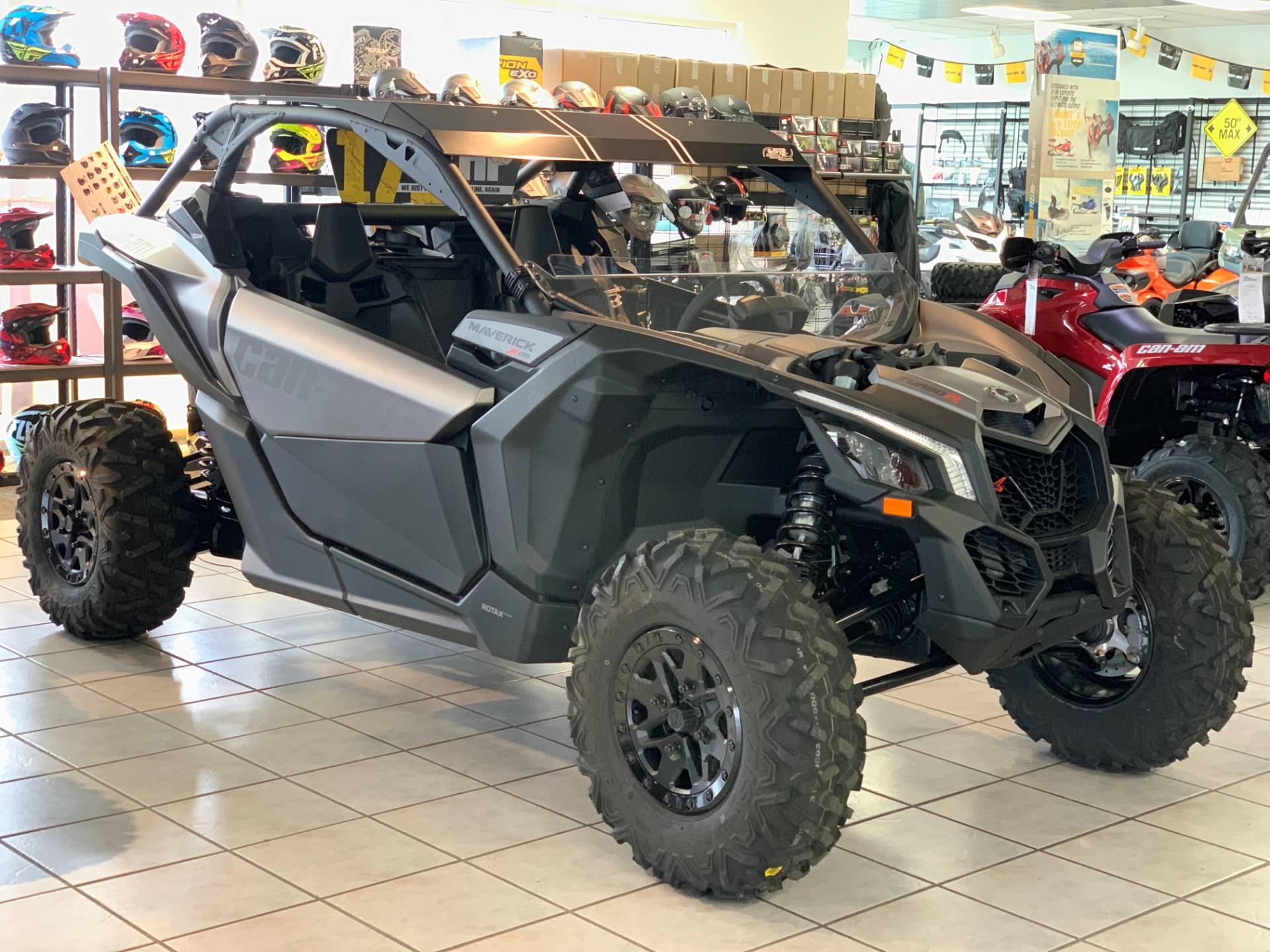 2019 Can-Am� Maverick X3 X ds Turbo R 1