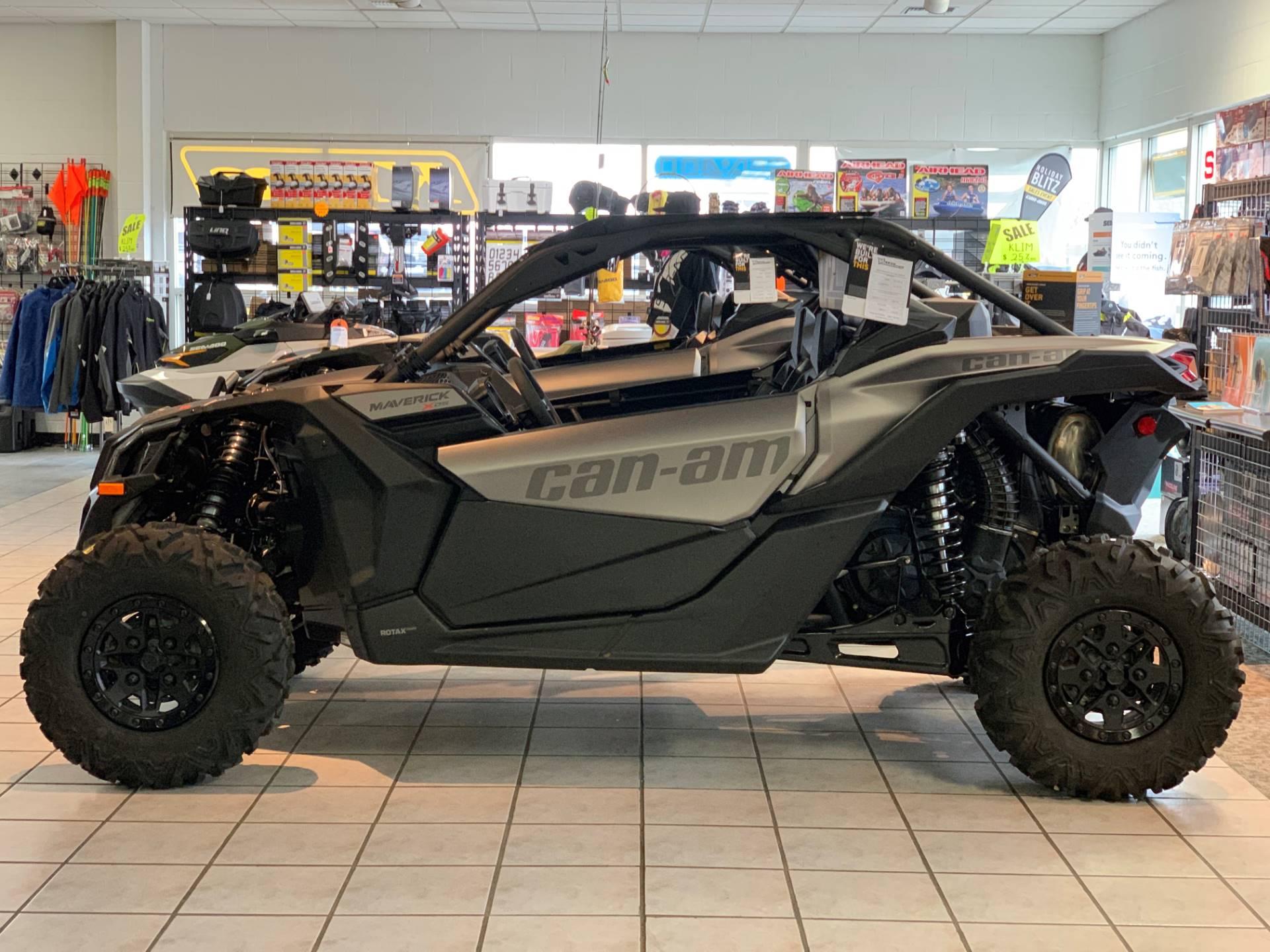 2019 Can-Am� Maverick X3 X ds Turbo R 4