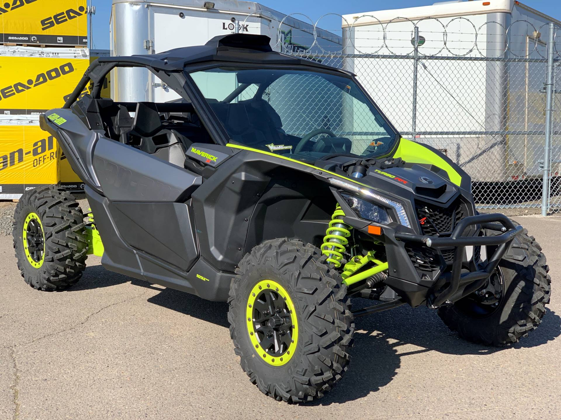 2020 Can-Am Maverick X3 X DS Turbo RR in Eugene, Oregon - Photo 1