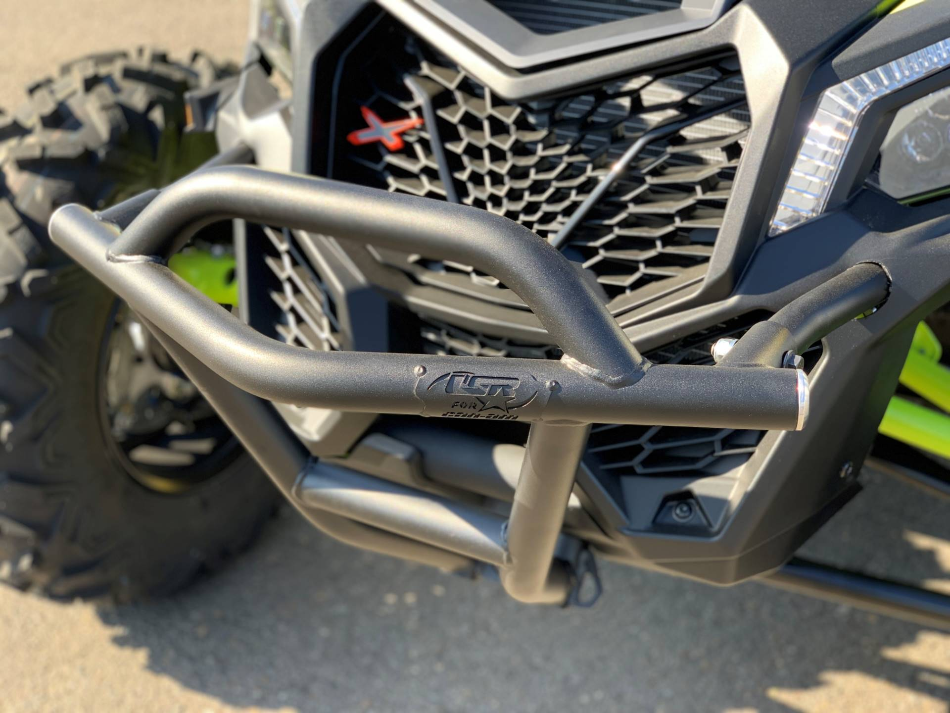2020 Can-Am Maverick X3 X DS Turbo RR in Eugene, Oregon - Photo 9