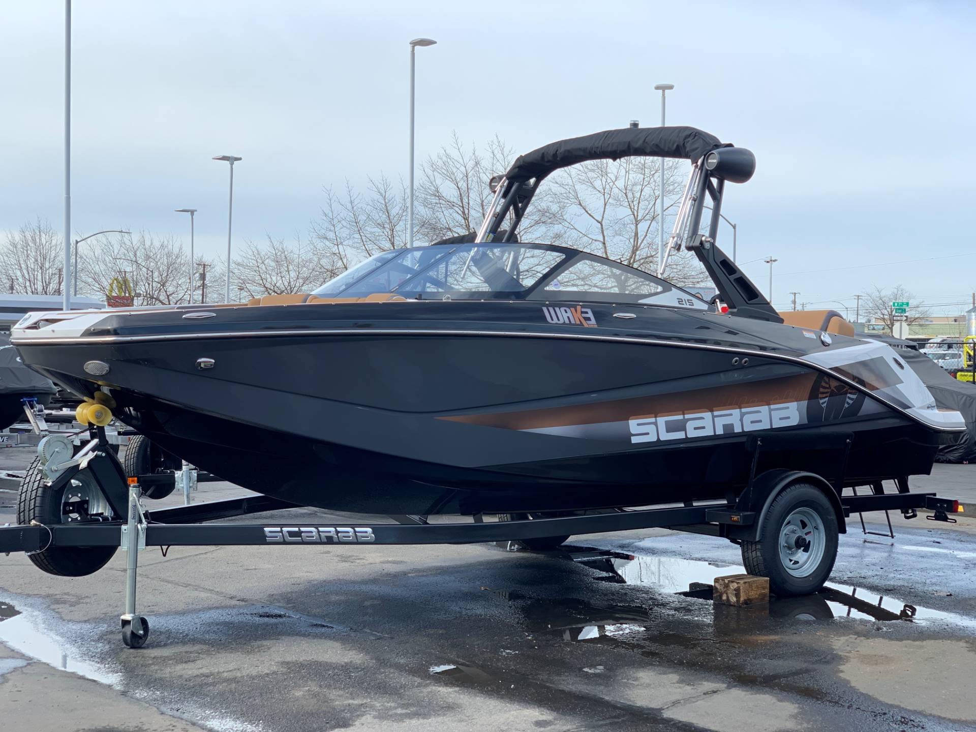 2019 Scarab 215 ID in Eugene, Oregon - Photo 3