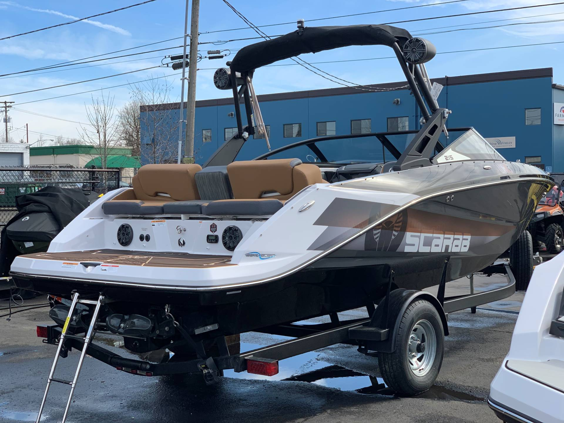 2019 Scarab 215 ID in Eugene, Oregon - Photo 4